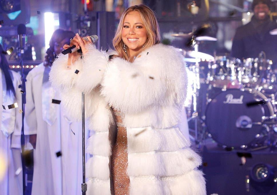 6102af50ea9 Mariah Carey explains why she shaded Jennifer Lopez   I really was trying  to say something nice