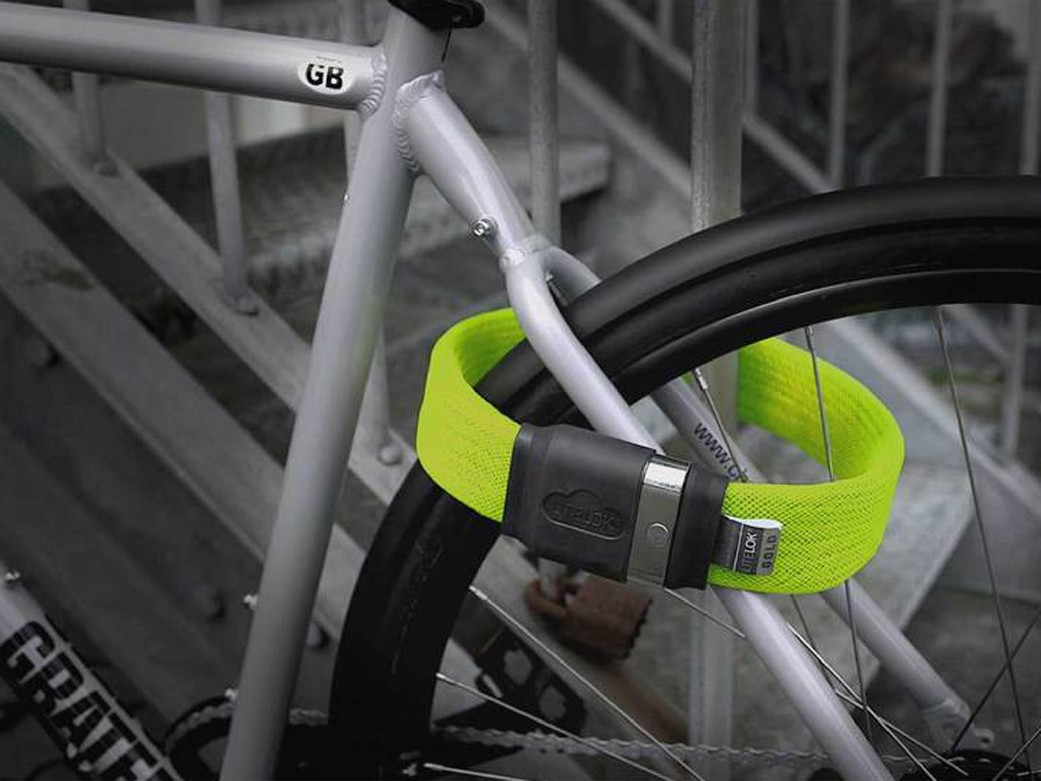 12 Best Bike Locks The Independent Security Zipper Lock Portable Mini Padlock For Bags