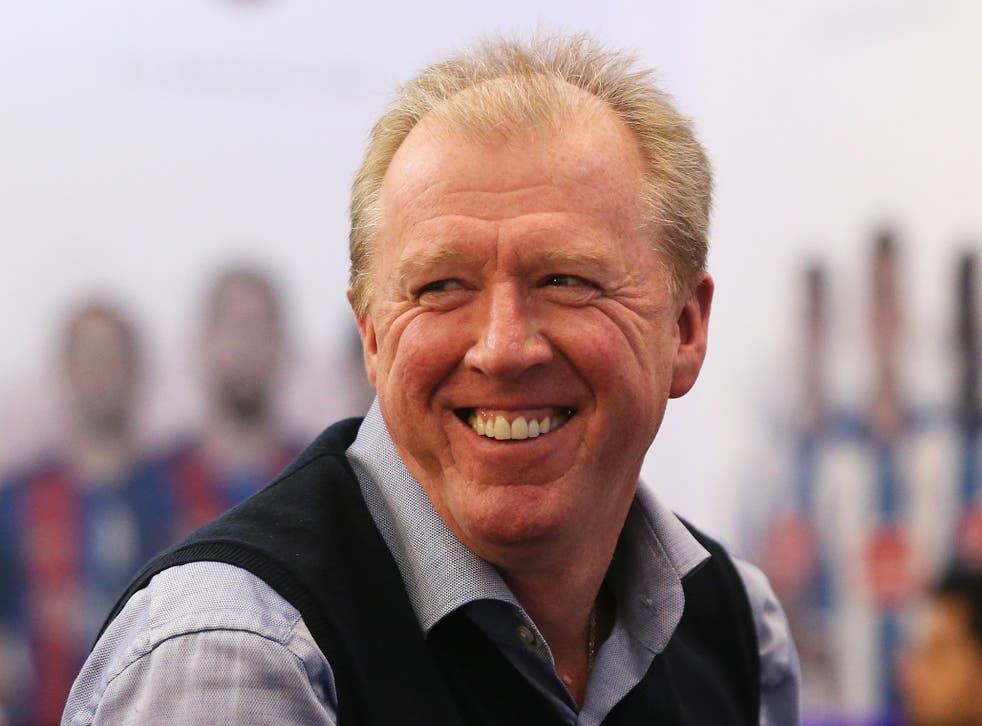Steve McClaren is eager for another management role