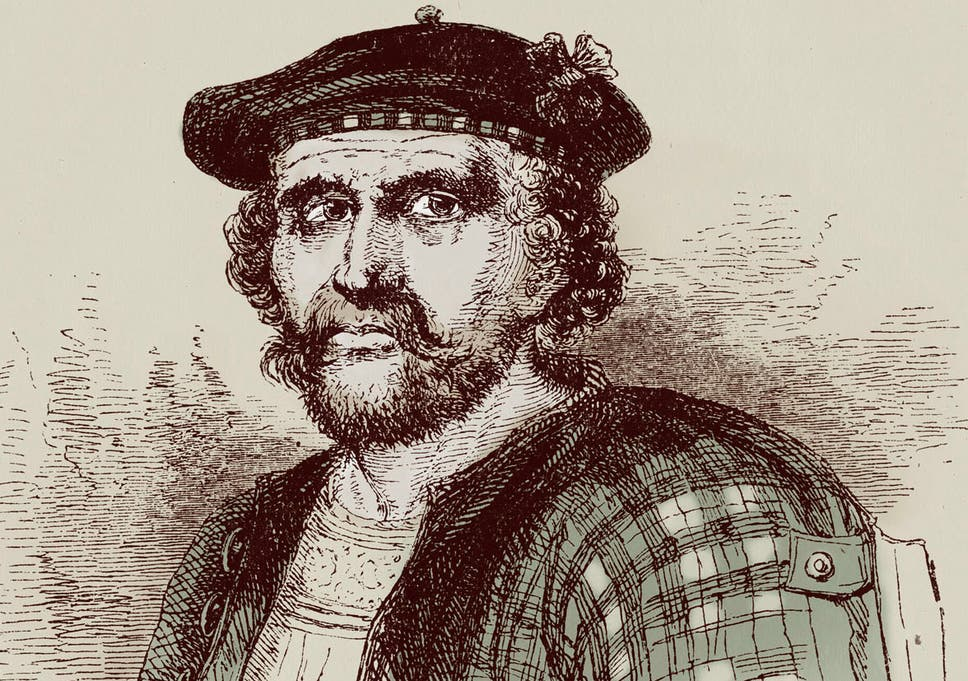 Two centuries before Marvel and Star Wars, Walter Scott's Rob Roy