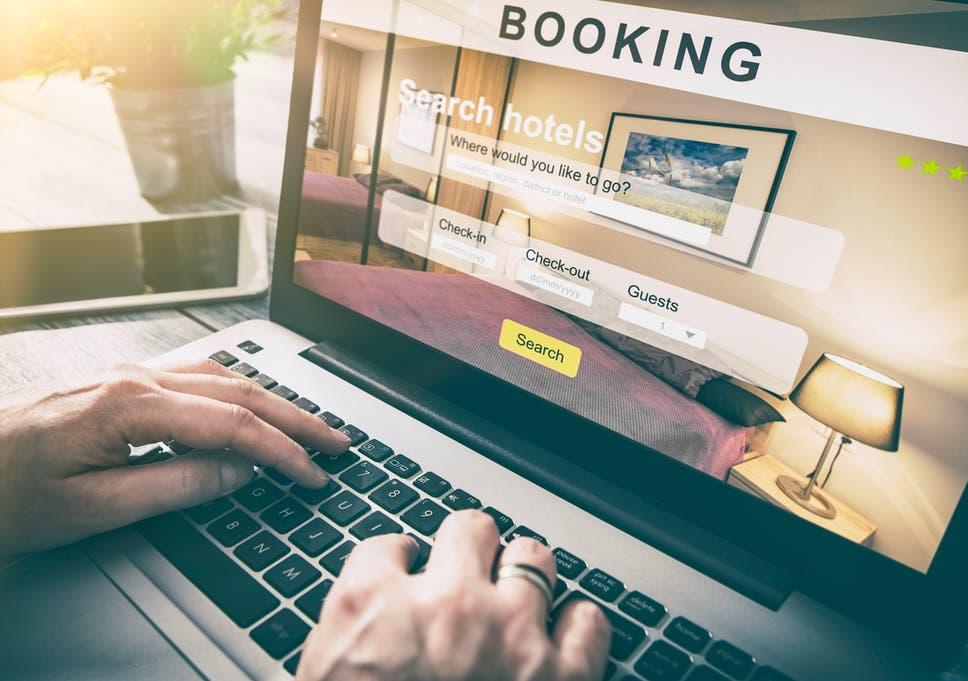 Αποτέλεσμα εικόνας για Pressure selling and other unfair activities of online booking