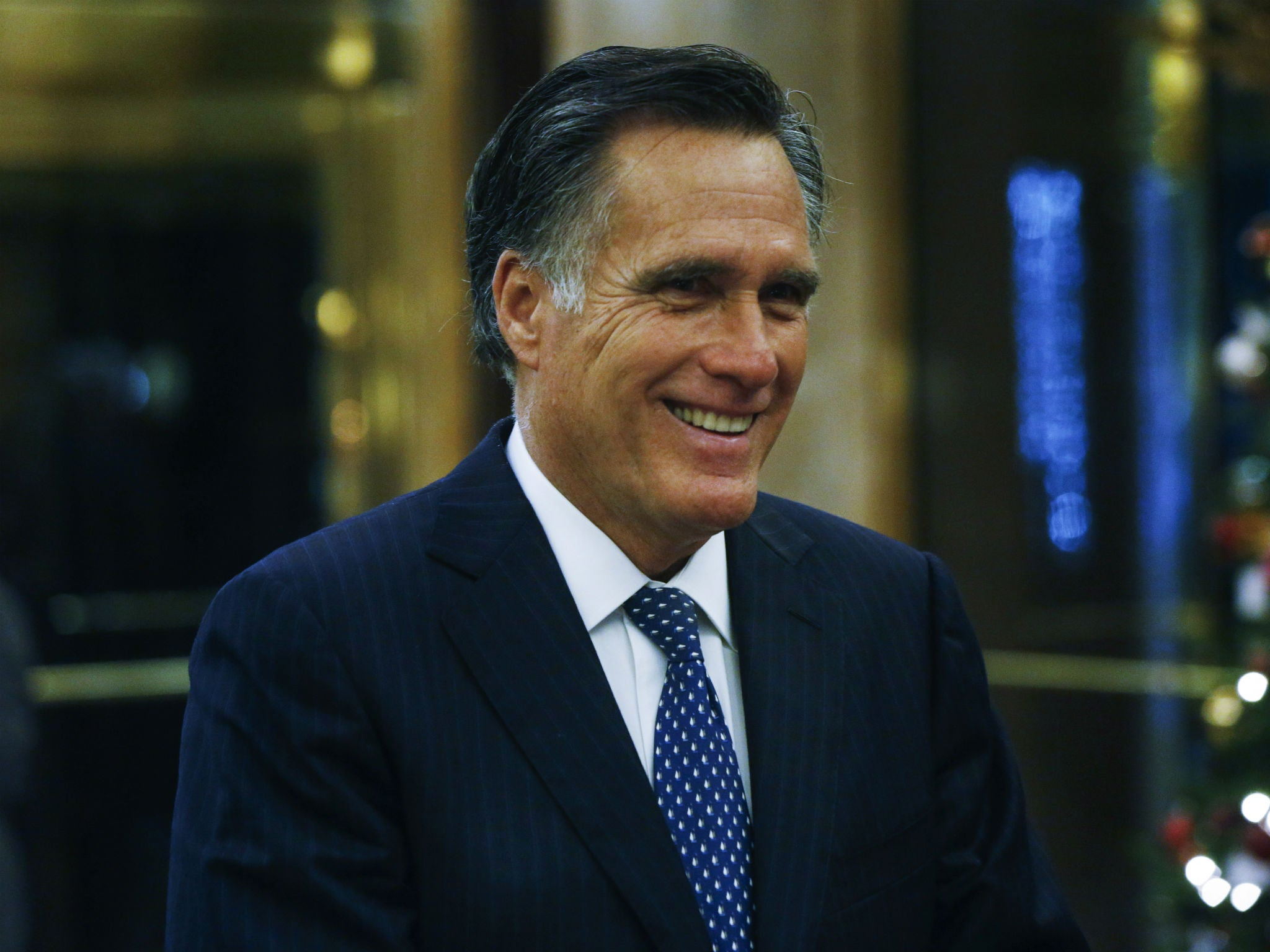 Mitt Romney blasts Donald Trump's comments as 'antithetical to American values'