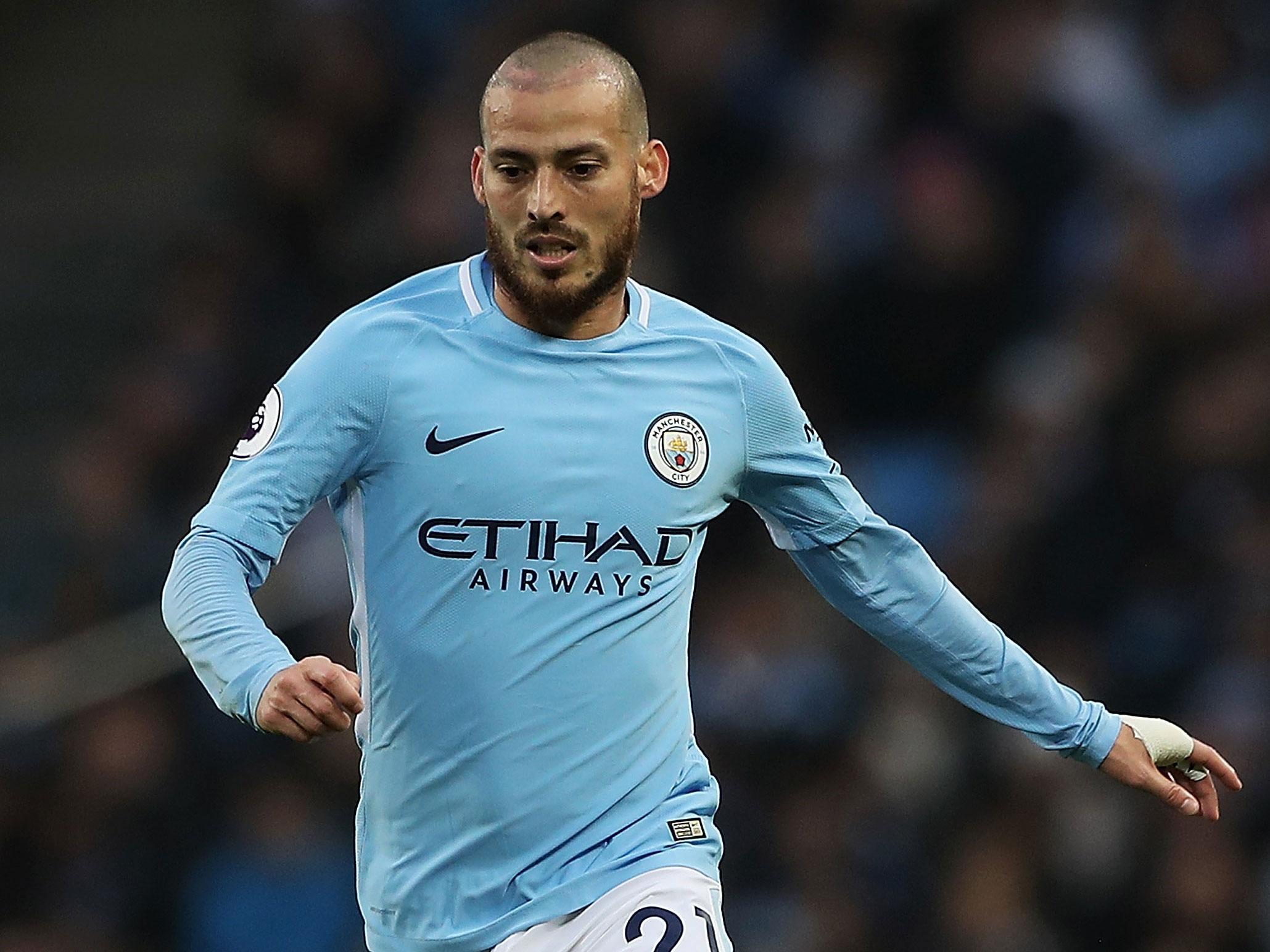 David Silva Reveals Manchester City Absence Has Been Due