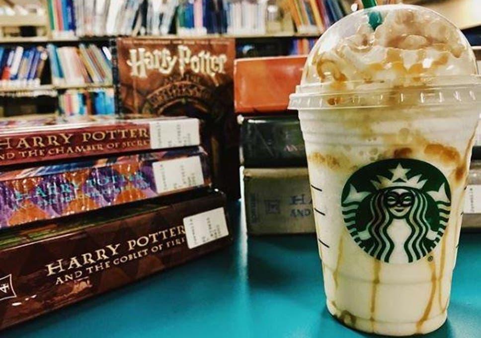 How To Order Starbucks Secret Harry Potter Drinks