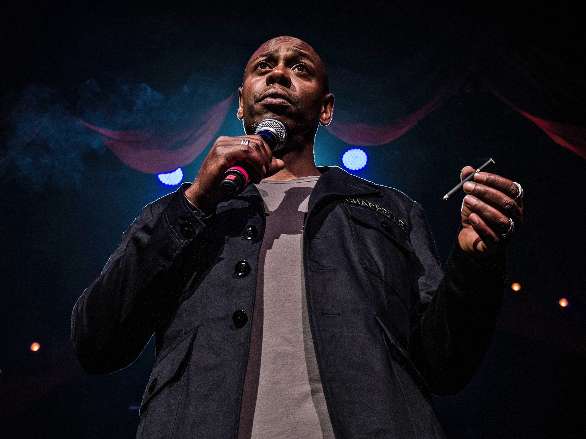 How Dave Chappelle has stumbled into the #MeToo movement