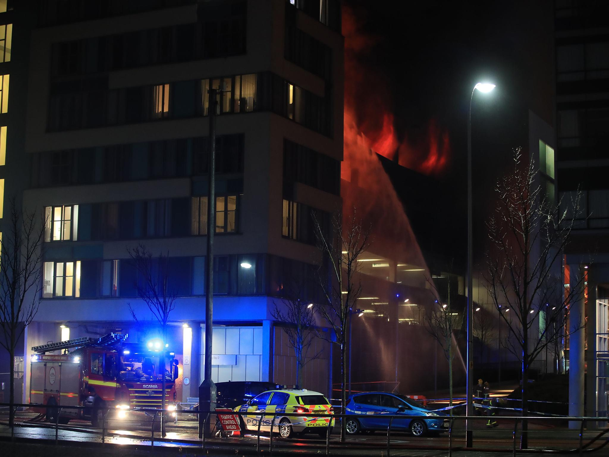 liverpool car park fire - latest news, breaking stories and comment