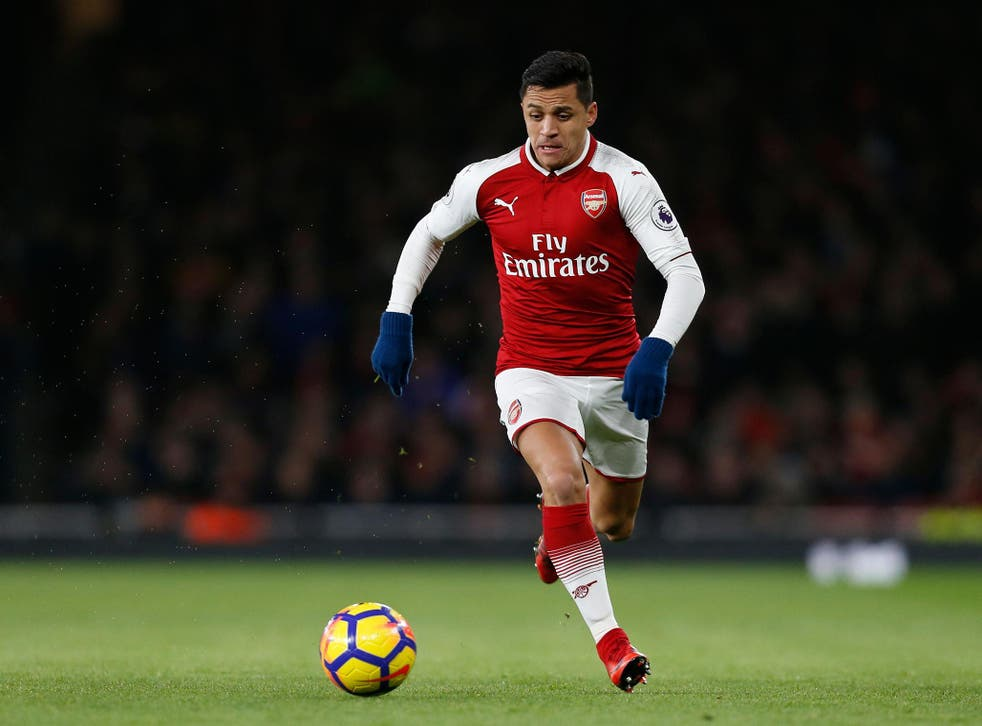 Alexis could be a Man City player next week, with Arsenal now considering a sale