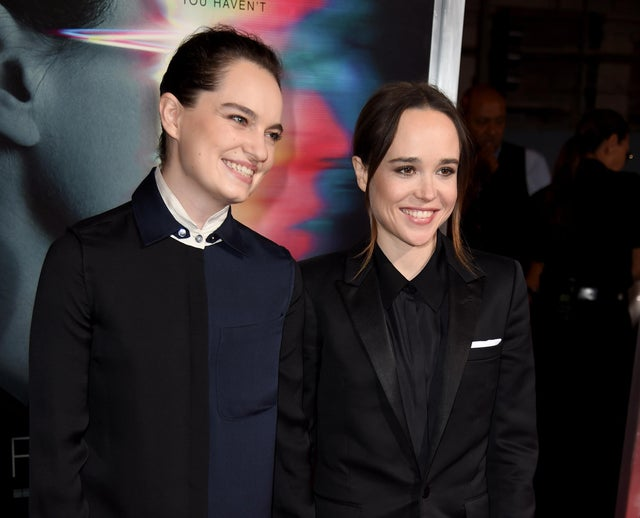 Ellen Page Marries Dancer Emma Porter Sharing Beautiful Wedding Photo The Independent The Independent