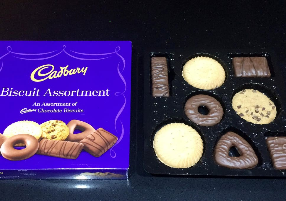 Cadbury Criticised For Selling Chocolate Biscuit Selection