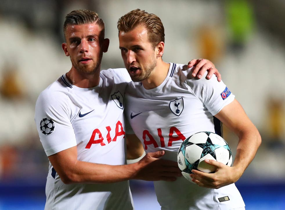 Tottenham's star duo are in line for new contracts