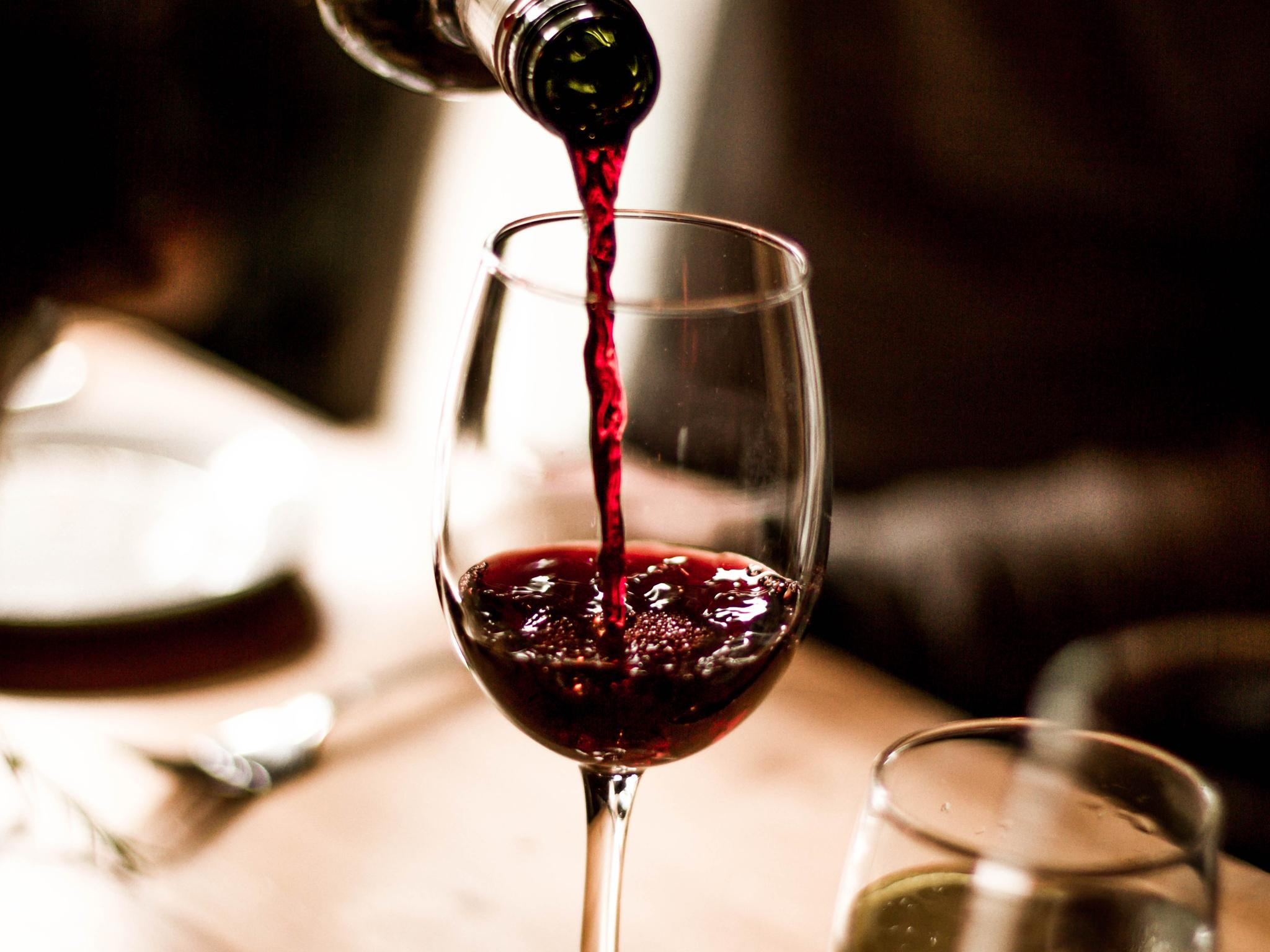 Pour a glass of Merlot, and make a birthday toast! It's not