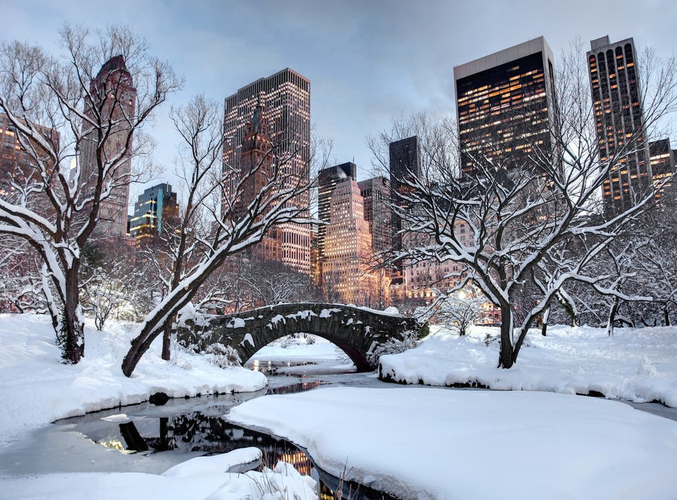The 'post-holidays' slowdown is an ideal time to visit NYC