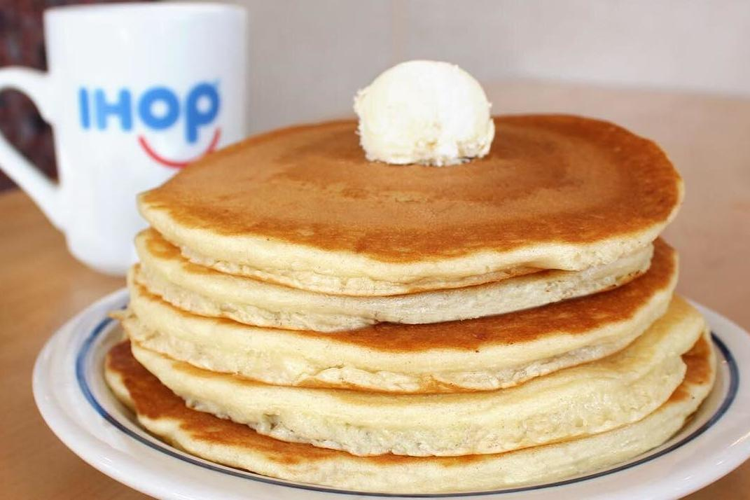 IHOP announces 'All You Can Eat Pancakes' promotion for January | The Independentindependent_brand_ident_LOGOUntitled