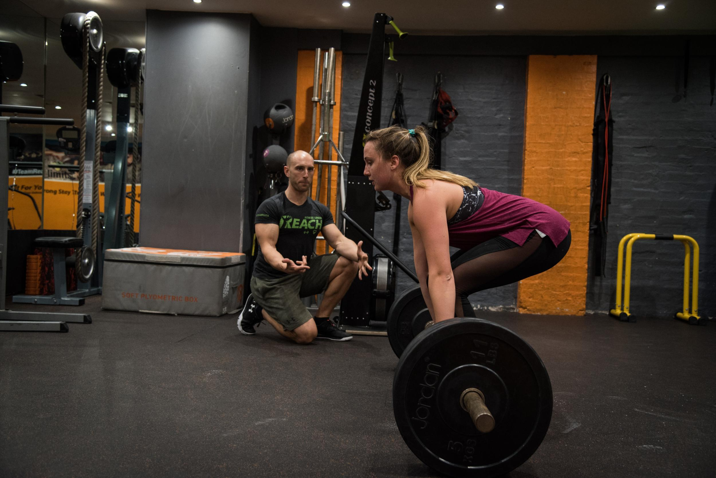 How Much Can Six Weeks Of Weight Training With A Personal Trainer Change Your Body The
