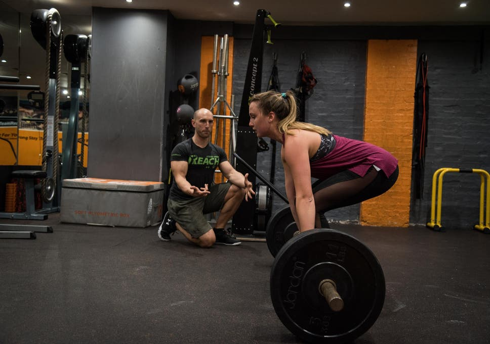 Rachel Finds A New Love Of Deadlifting