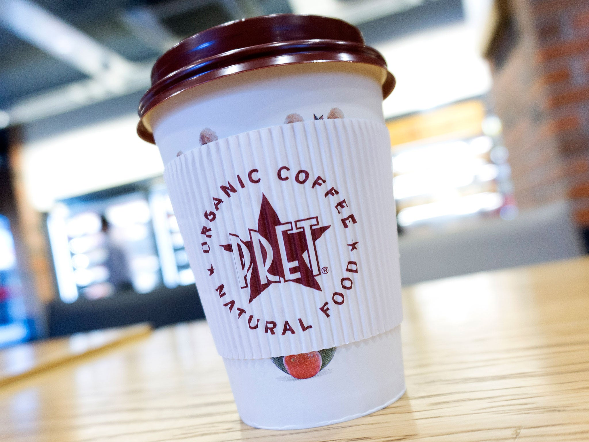 Cafes forced to resort to disposable coffee cups again