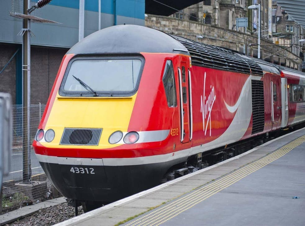 """Sir Richard Branson said the decision to end the East Coast franchise was a """"pragmatic solution"""""""