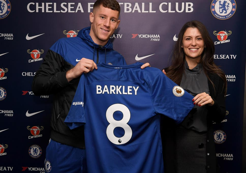97a6c956d Antonio Conte hopes Chelsea can do more business after signing  complete  player  Ross Barkley from Everton
