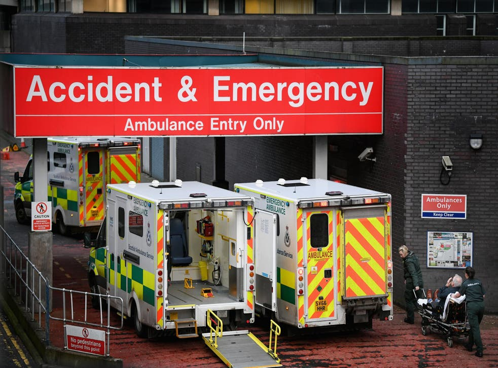 A&E waiting times hit record high with MPs warning 'Government will have blood on its hands' if it doesn't address crisis