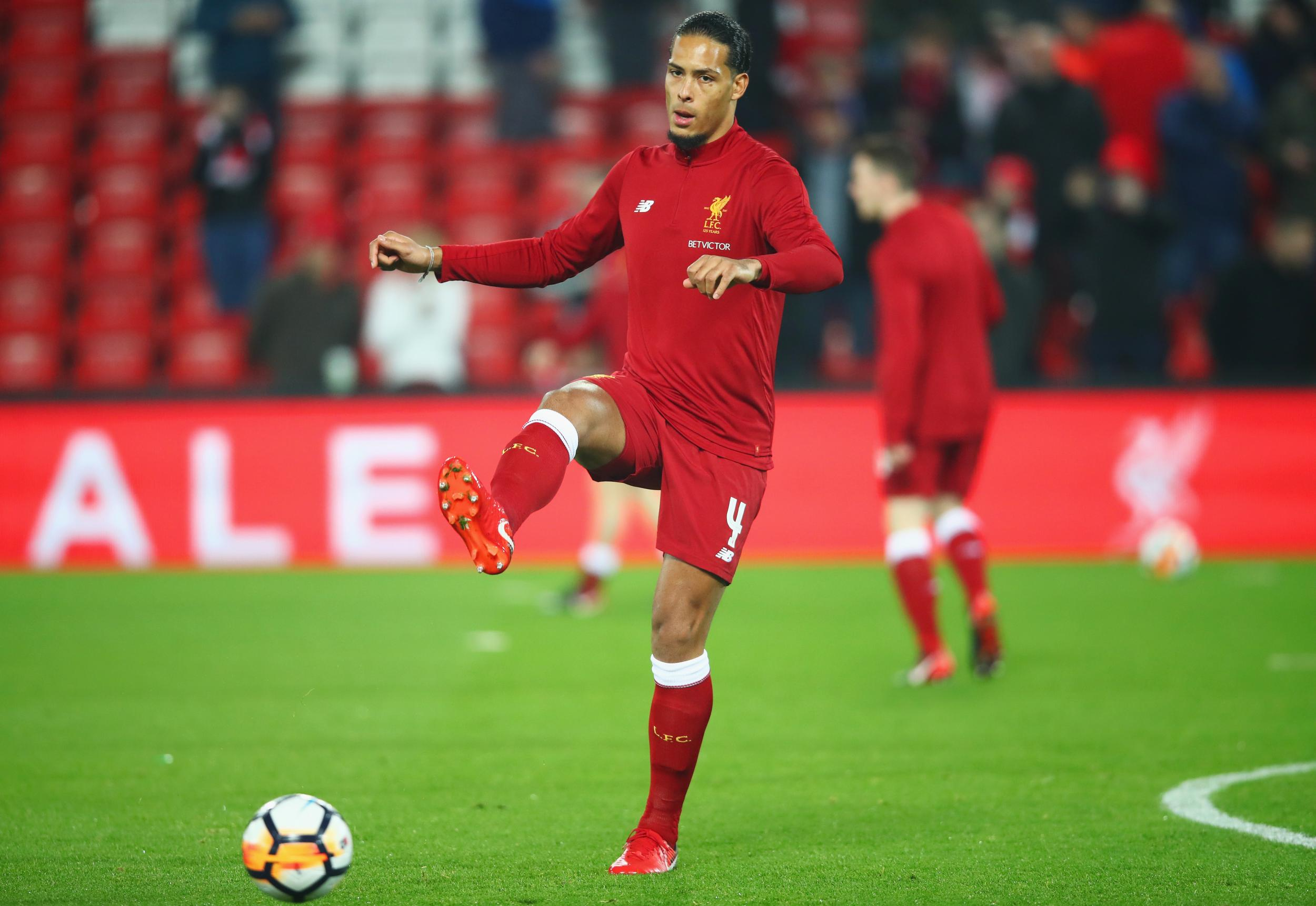 Chelsea Wanted To Sign Virgil Van Dijk But Liverpool Offered Too Much Reveals Antonio Conte