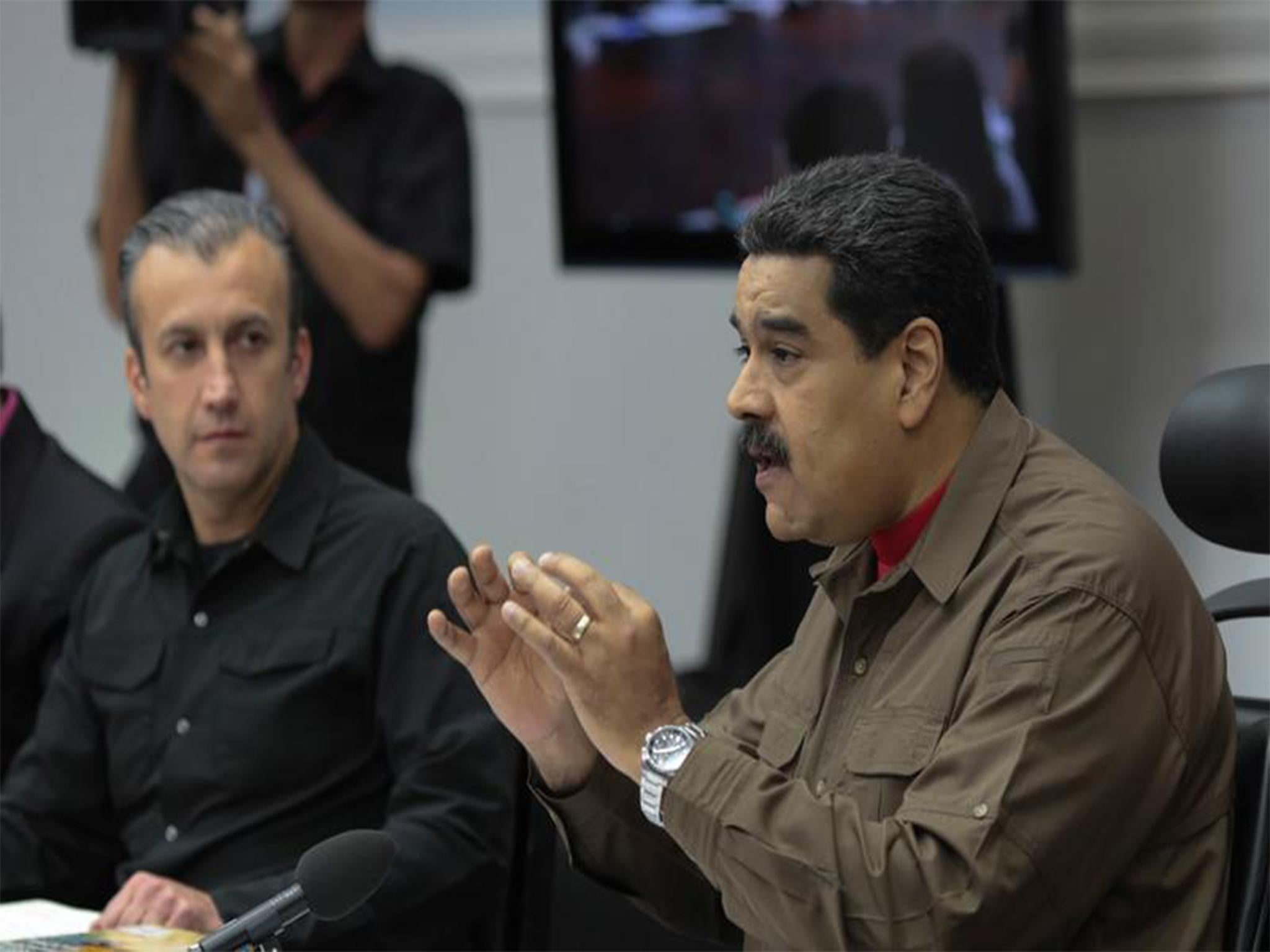 Nicolas Maduro cuts off Venezuela's air and sea traffic with three island neighbours