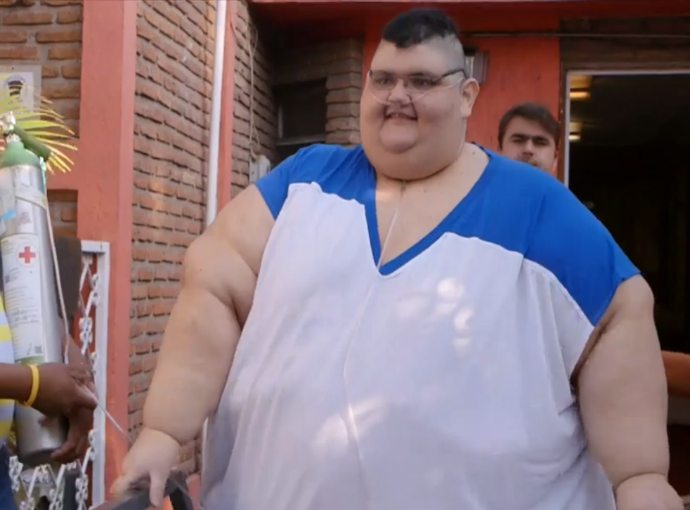 The World S Most Obese Man Is Attempting To Lose Weight The Independent The Independent