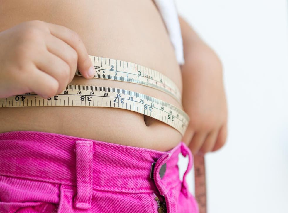 One in three children are overweight or obese by the time they finish primary school
