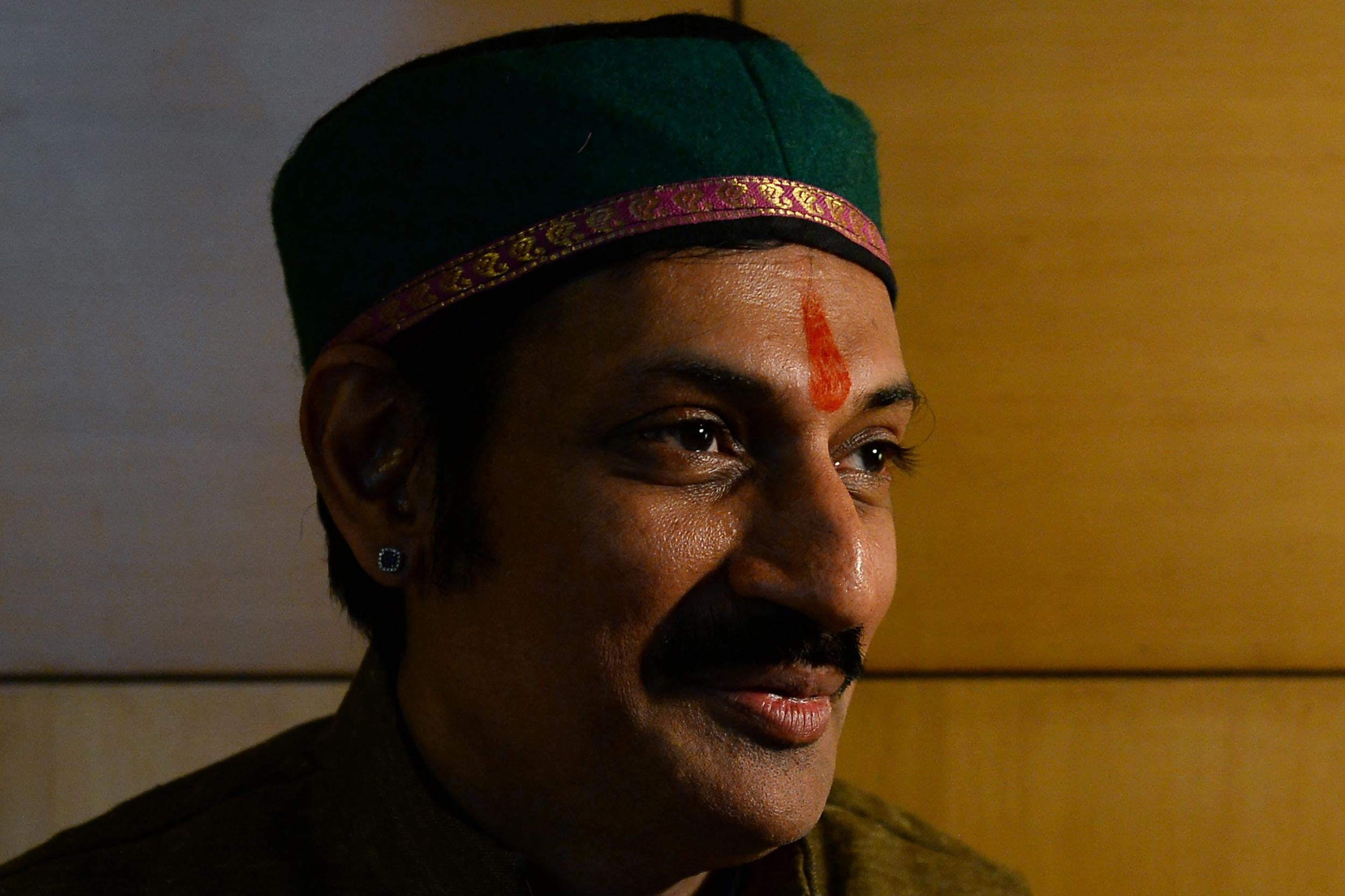 India's gay prince opens his palace to LGBT people