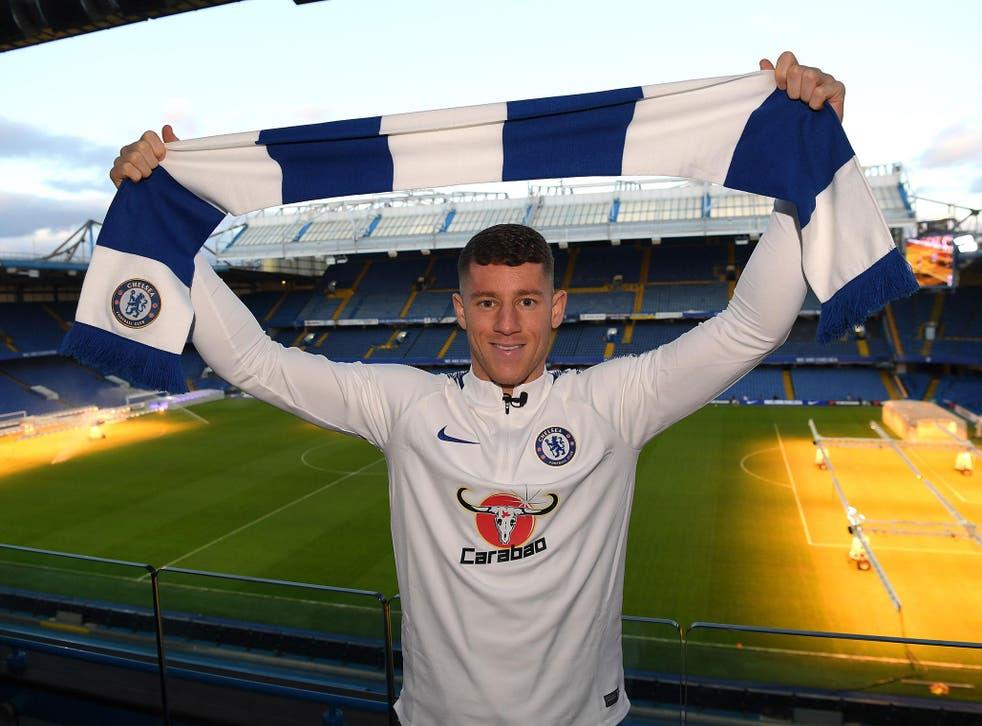 Ross Barkley is set for a fresh start at Chelsea
