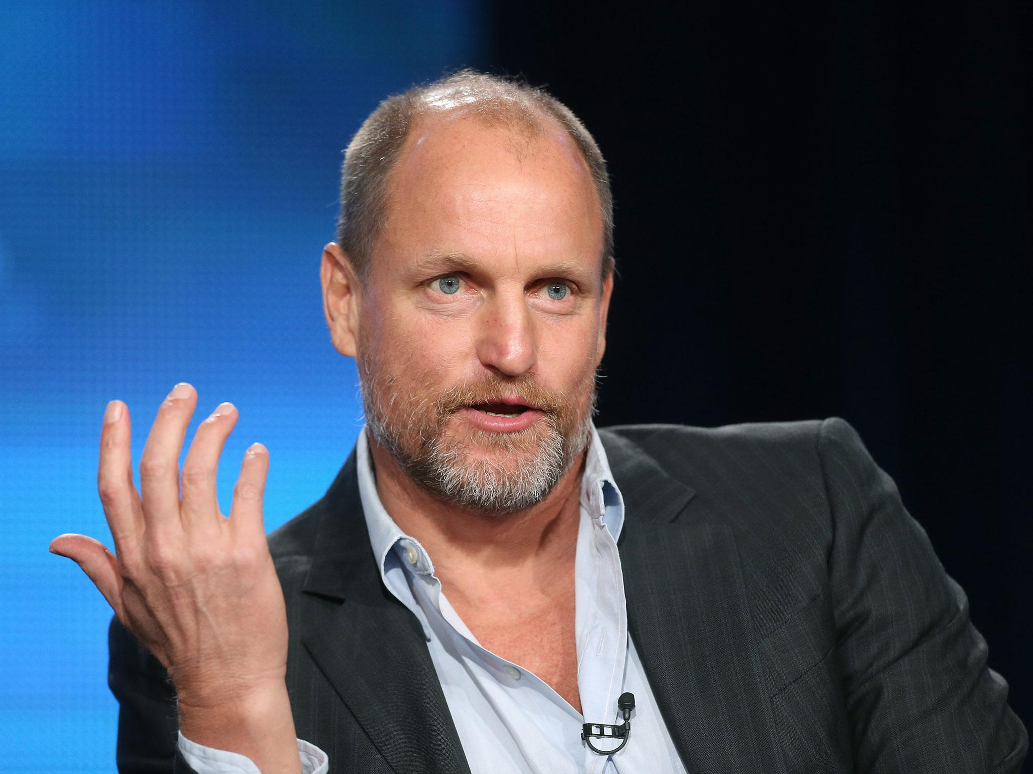 Woody Harrelson makes public call for green activism