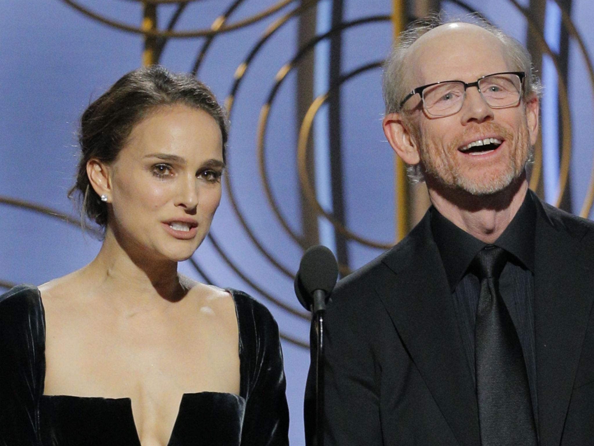 Natalie Portman Praised For Swipe At All Male Director