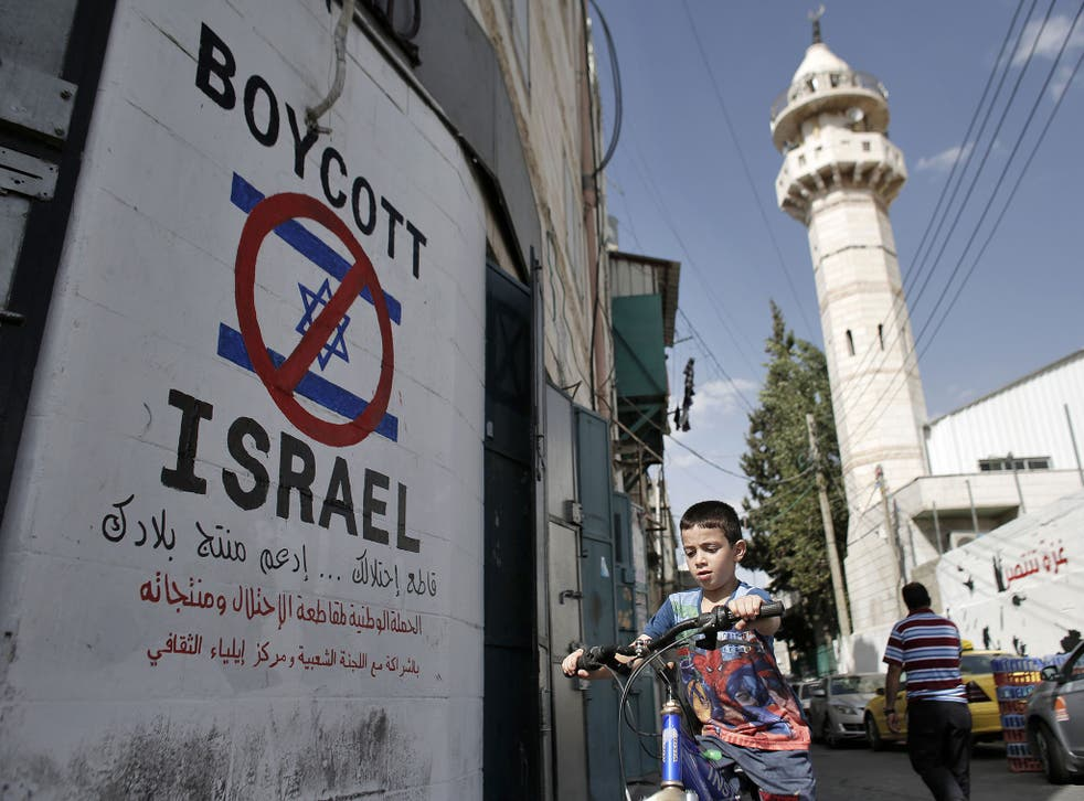 The BDS movement has urged businesses, artists and universities to sever ties with Israel