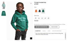 H&M apologise after 'racist' image causes backlash