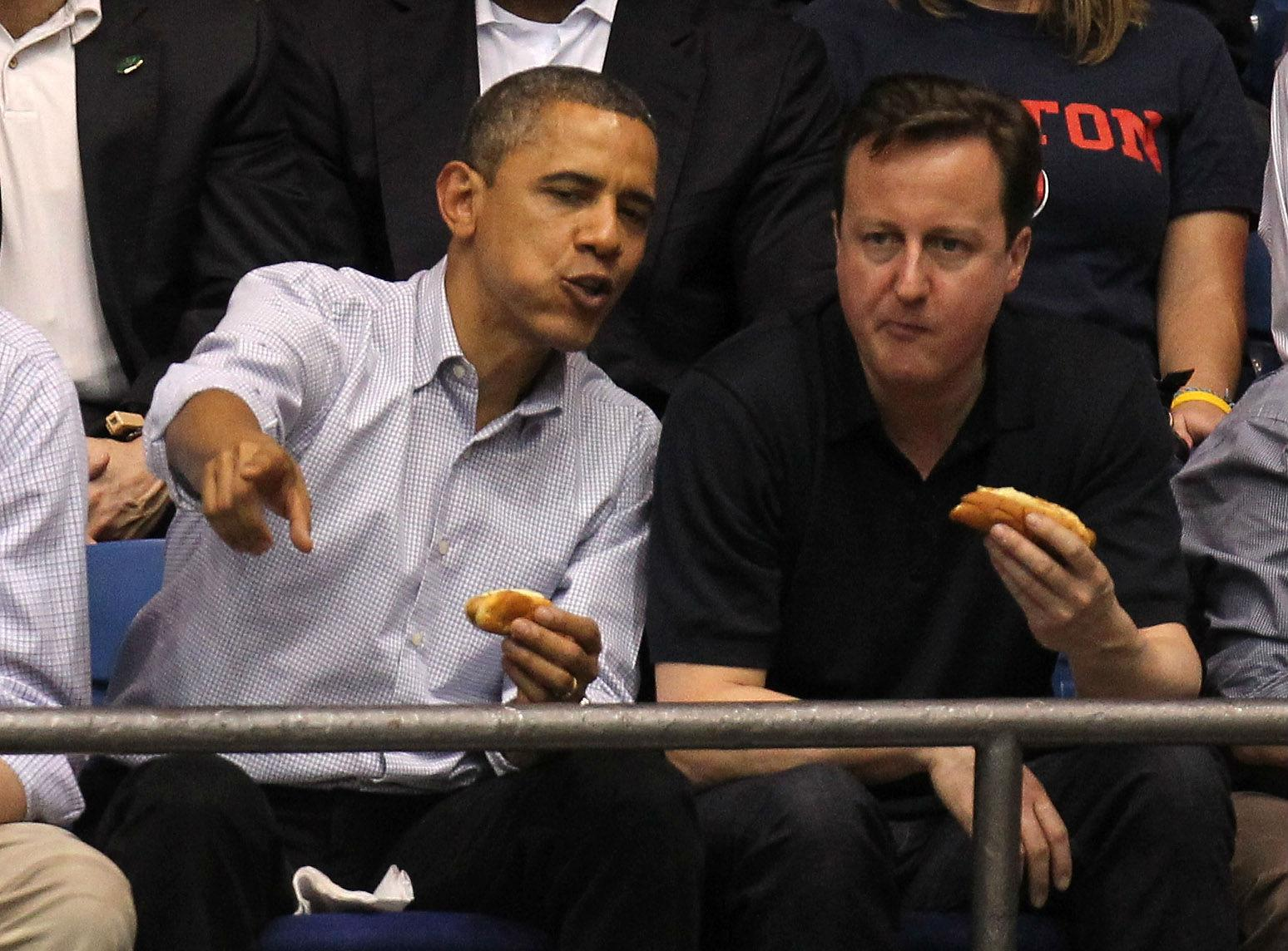 Cameron thought Obama one of the 'most narcissistic, self-absorbed people' he's met, says ex-aide
