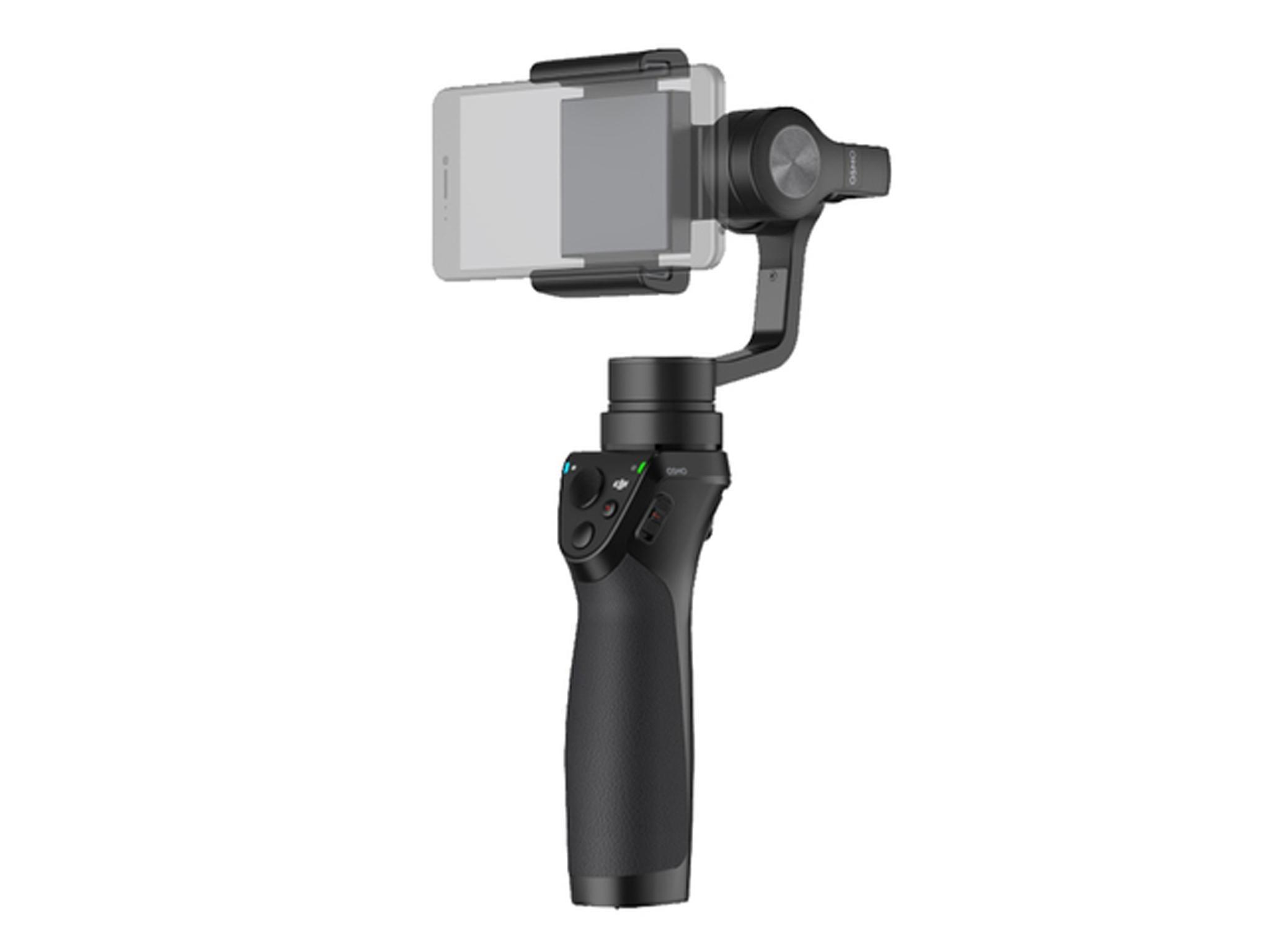 5 Best Smartphone Gimbals The Independent Zhiyun Tech Smooth Q Gimbal Like