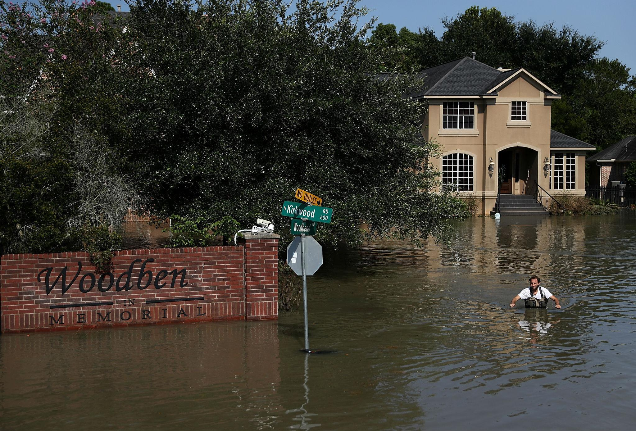 Natural disaster damage cost America $306 billion in 2017