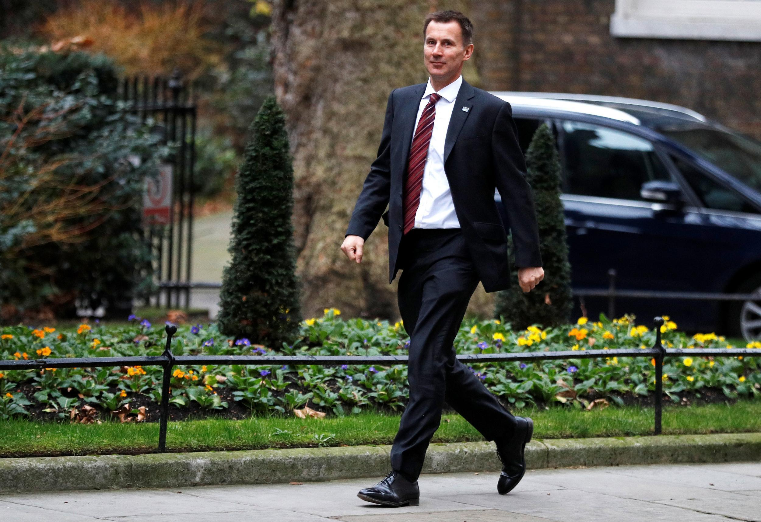 Jeremy Hunt admits EU cancer drugs will not be available in Britain if Brexit talks break down