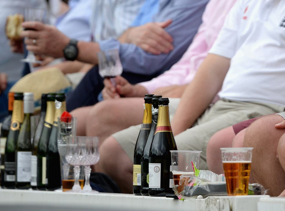 Alcohol-related hospital admissions are at an all-time high in England