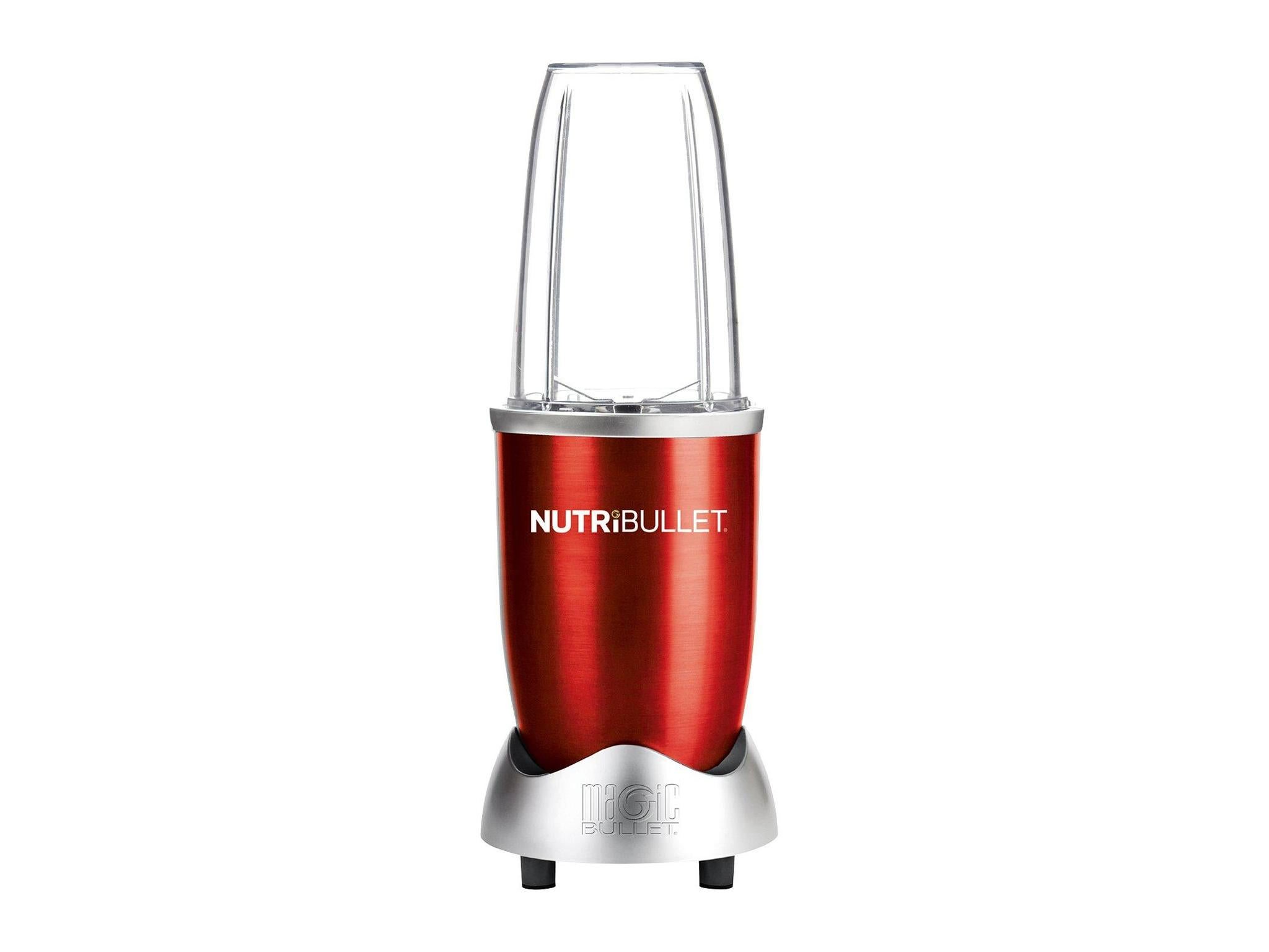 NutriBullet 600 Red: £54.99, Amazon