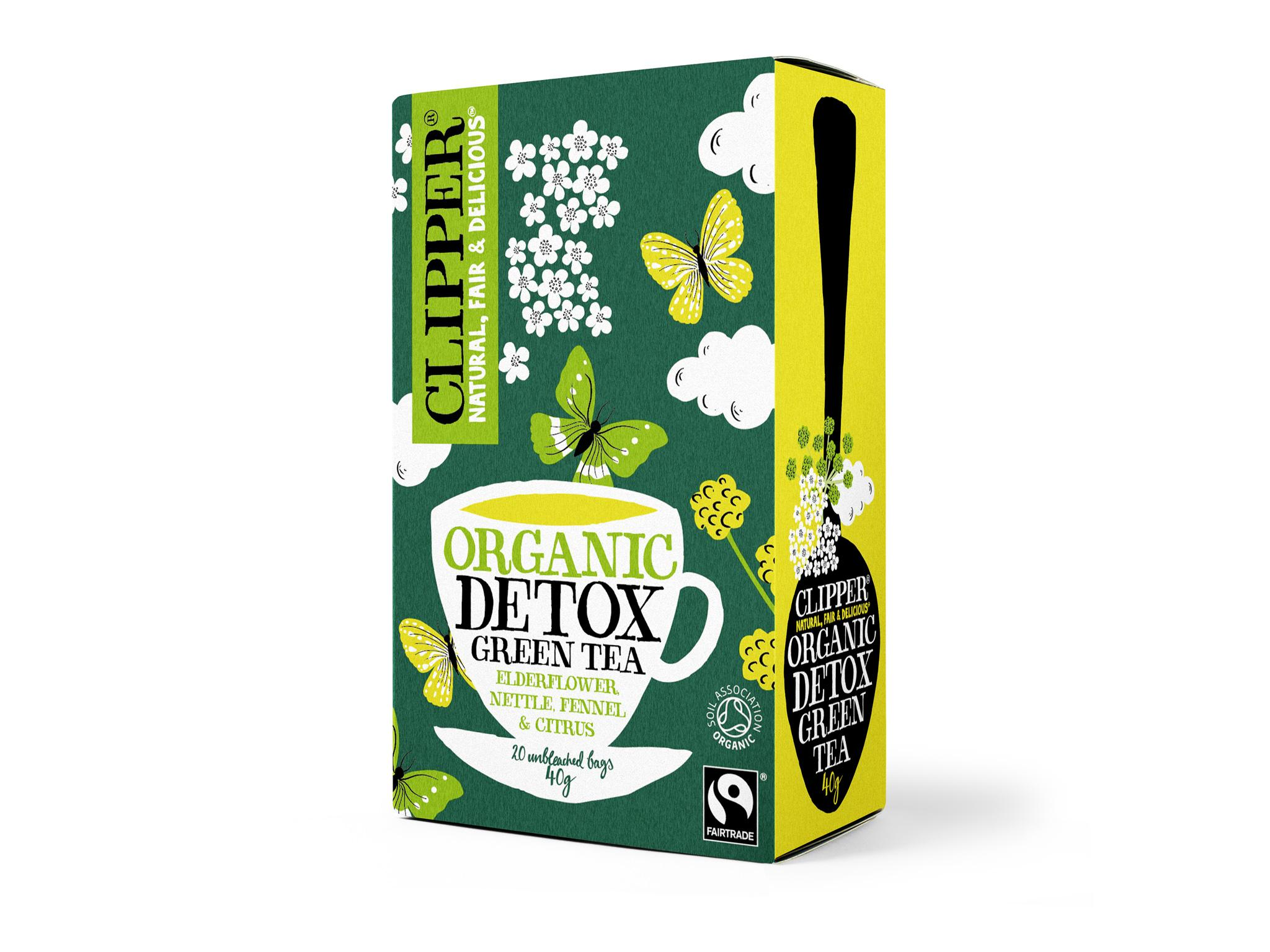 10 Best Detox Teas The Independent