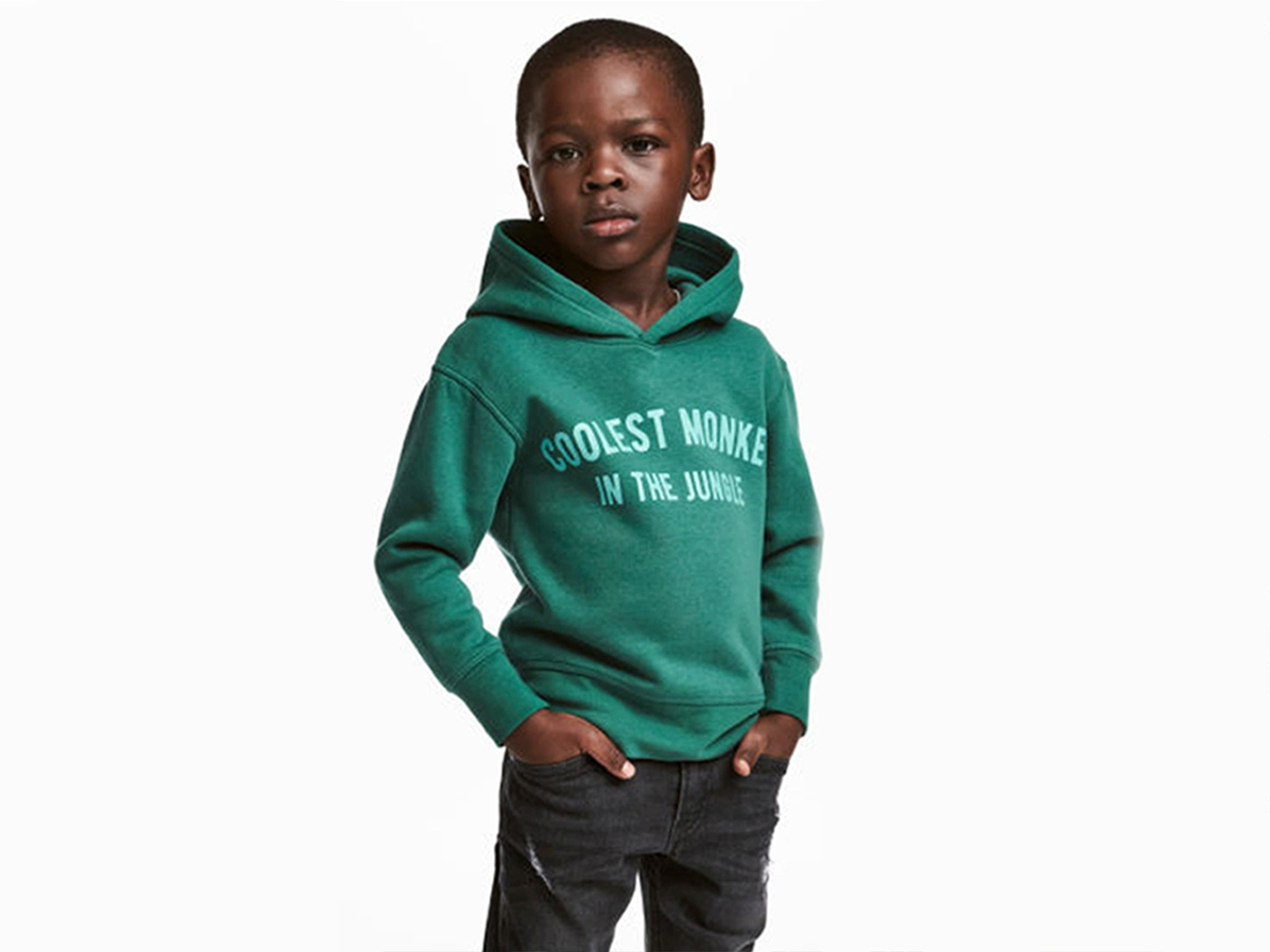 Child 'racist amp;m Model's Moved 'for After Family H House Security' W2EHD9I