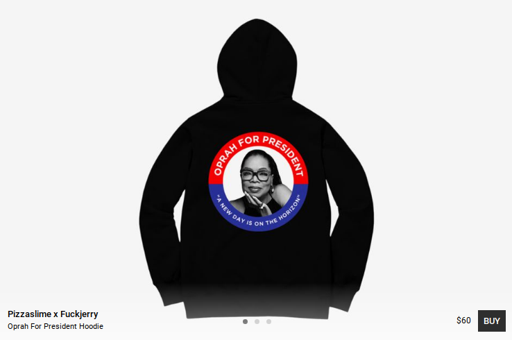 Oprah 2020 merchandise has already gone on sale | The Independent