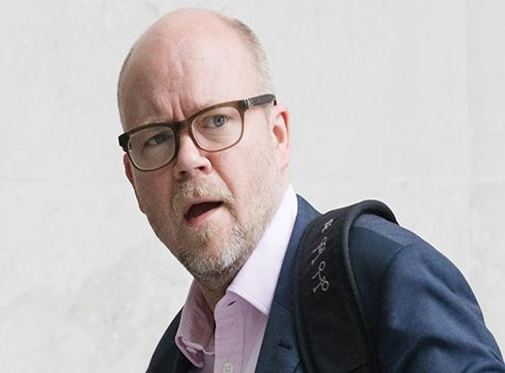 Toby Young resigned from the role last month after widespread criticism