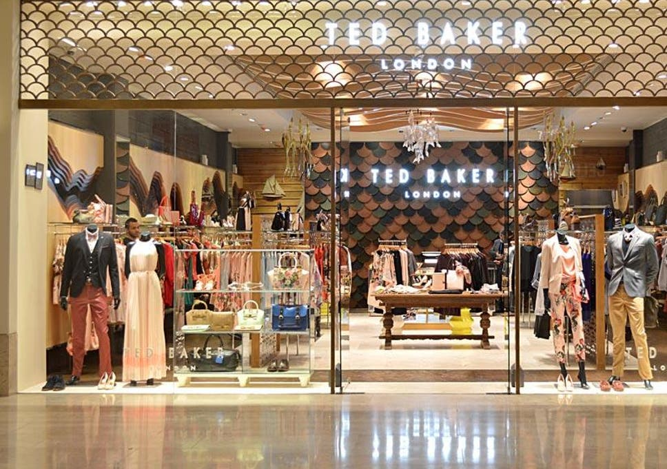 26d57e1703b2e8 Ted Baker reports strong rise in sales over Christmas