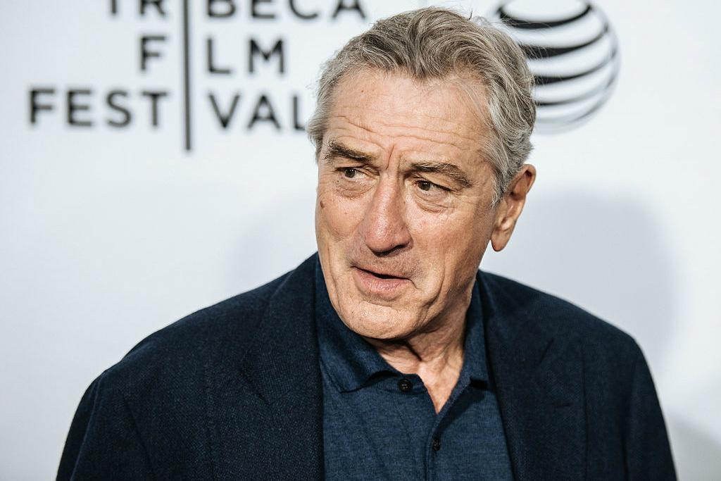 Robert De Niro: Trump is the f**king idiot jerk off in chief