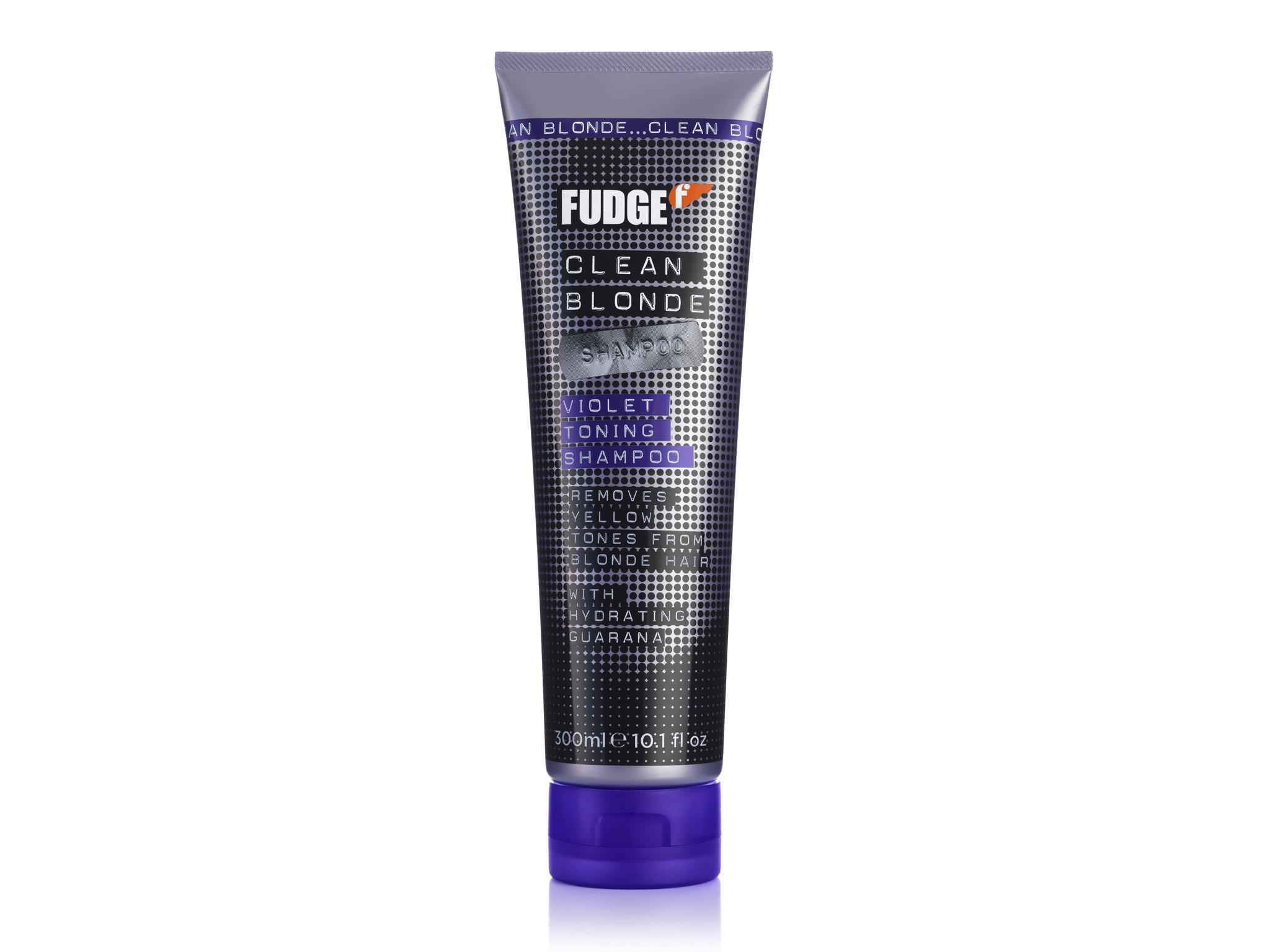 aac7152da91 Fudge Professional Clean Blonde Violet Shampoo  £13.95