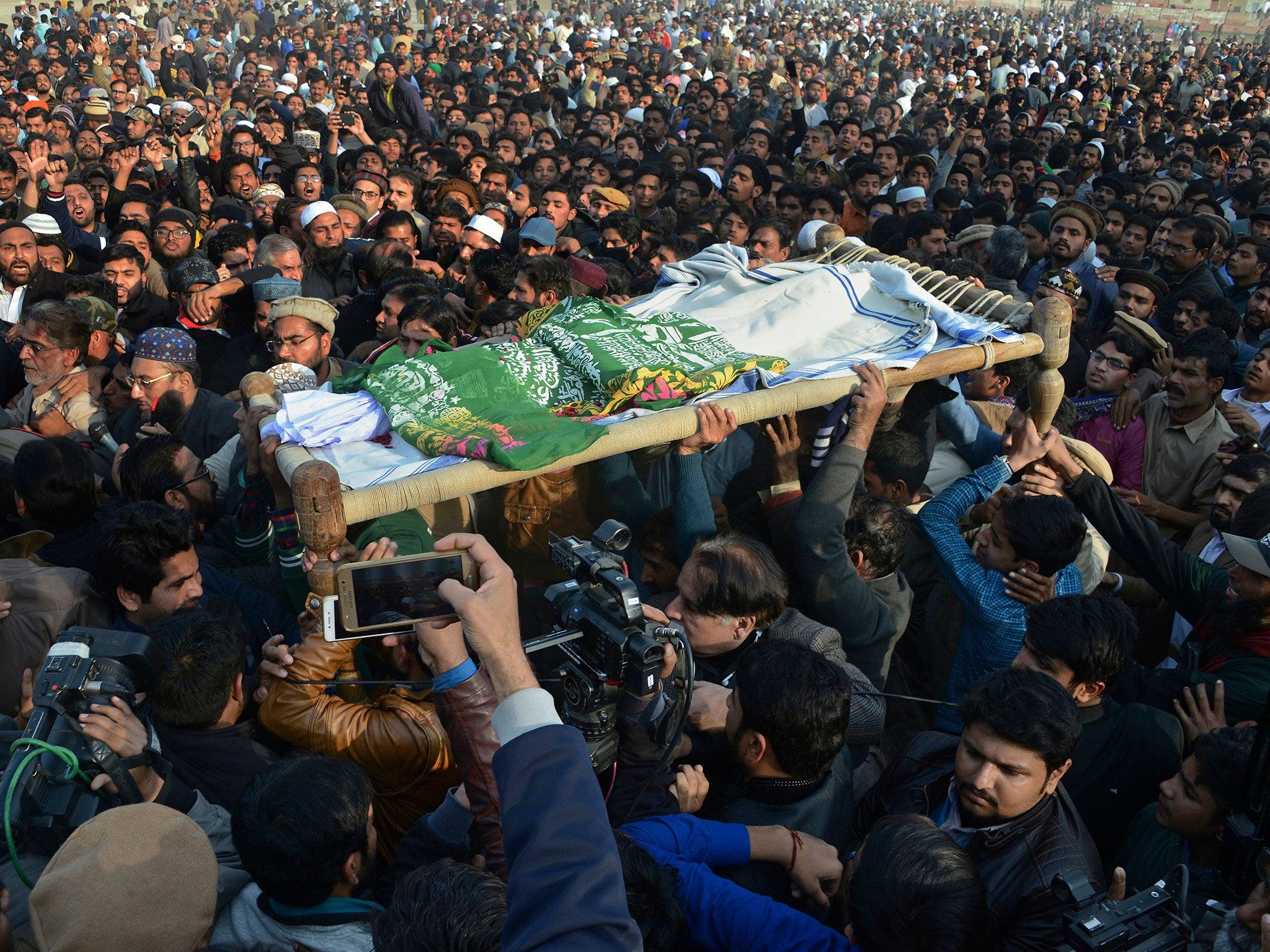 Zainab Ansari Killing Two People Died In Pakistan -2199
