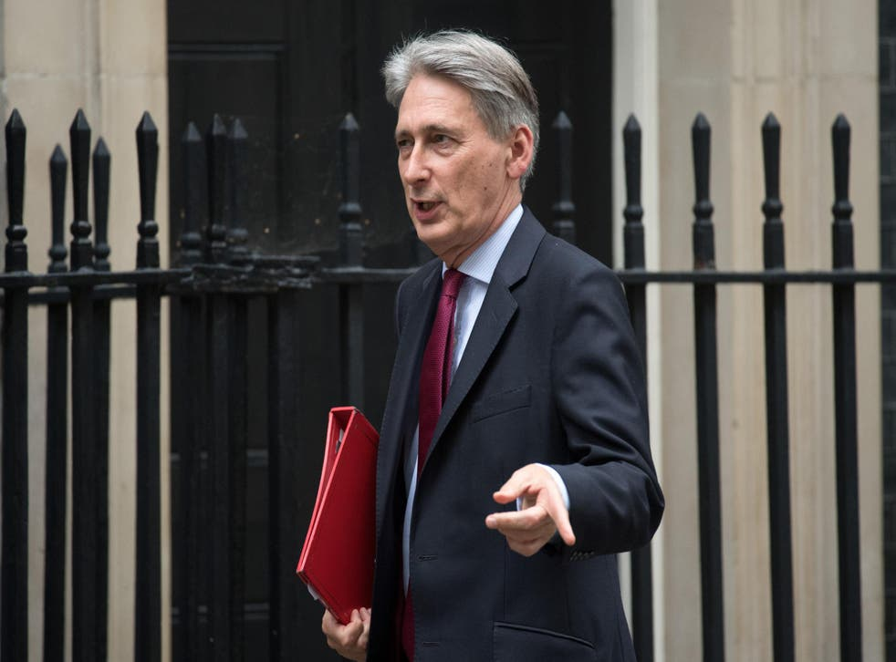 Chancellor Philip Hammond will give a speech on Brexit in Berlin