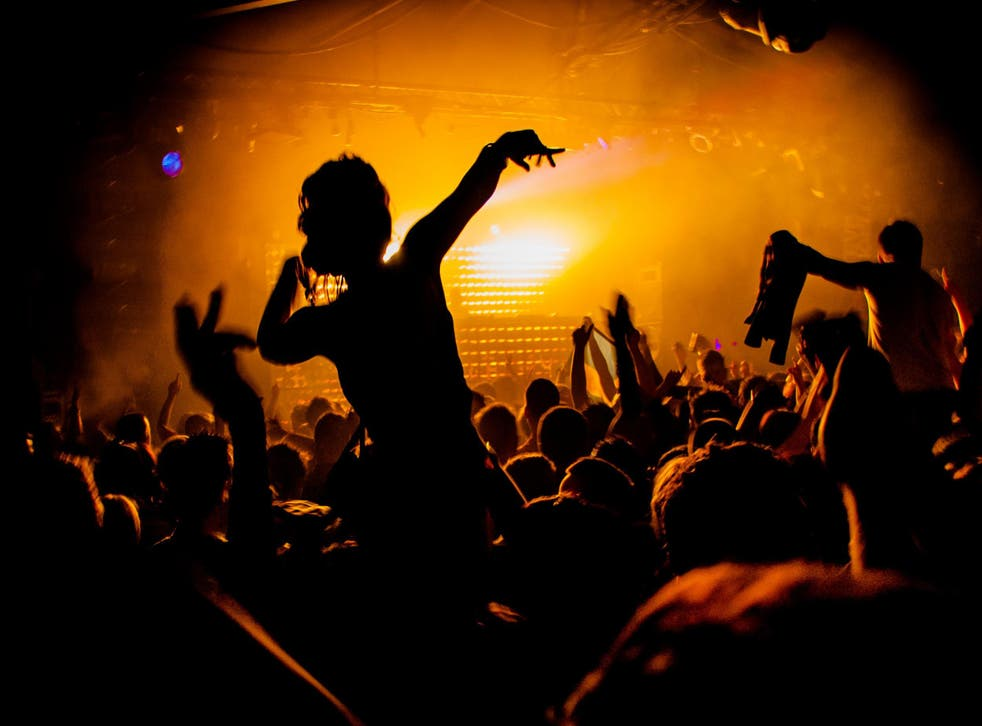 It is increasingly common to see ravers wearing ear plugs in nightclubs across the world