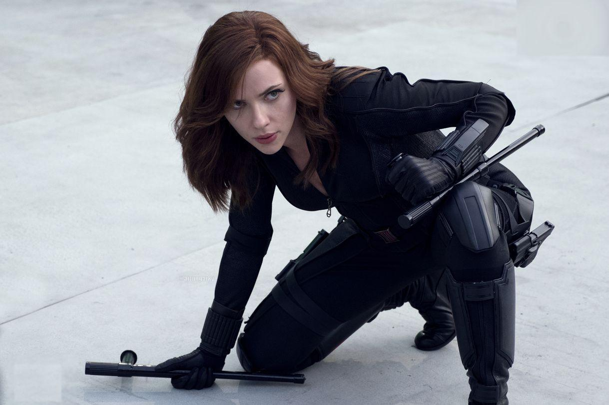 Black Widow: Photos of Scarlett Johansson in Marvel film leak online | The Independent | The Independent